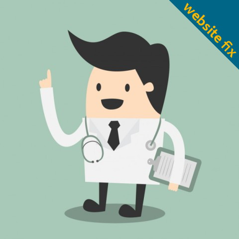 Joomla website doctor